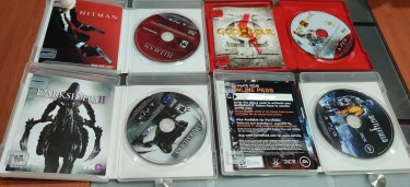 PS3 Playstation 3 Lot Of 19 Games Action Adventure