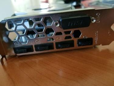 NEW MSI Gaming Radeon RX 570 256-bit 8GB GDRR5