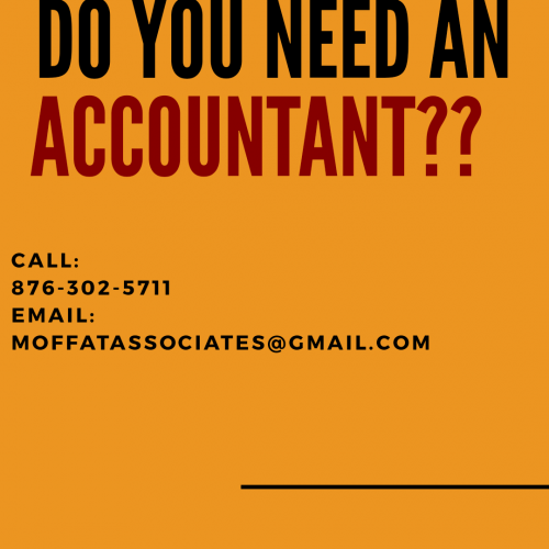 Accounting & Tax Return Filing