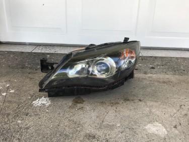 Left Front Light Subaru Impreza WRX