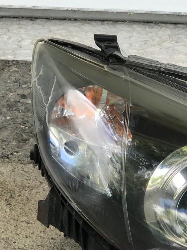 Front Hallogen Lights Subaru Impreza