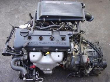 Ga 15 Stripped Engine (bottom Half)