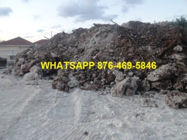 FREE!!!!!!!!LAND FILLING MATERIAL AVAILABLE