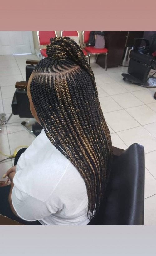 Want To Learn How To Braid? 1876327-7701