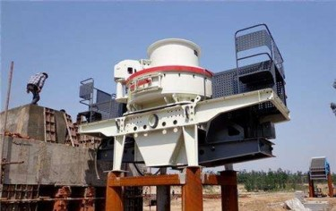 Sand Making Machine(VSI Crusher)