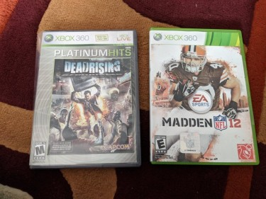 XBox 360 Good Condition. 2 Controllers (wireless)