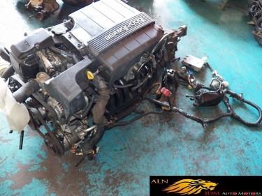 Toyota 1GFE BEAMS Engine And Transmission