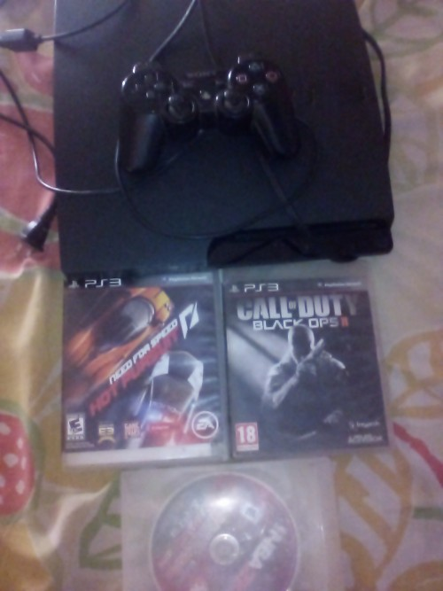 Ps3 For Sale Fully Function 3cd 1 Control Bo1 17k