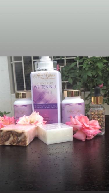 Skin Lightening Set