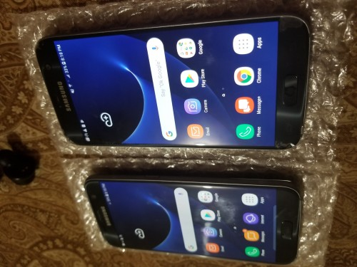 2 Samsung Galaxy S7 For Sale