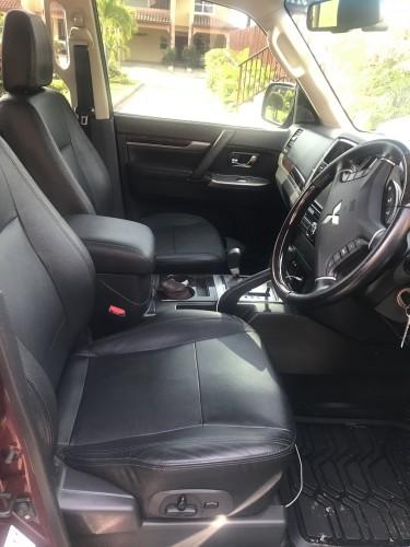 2017 Mitsubishi Pajero GLS