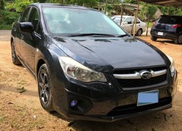 2012 Subaru G4 Cars Constant Spring