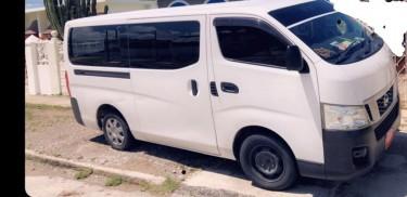 2013, Nissan Caravan Bus For Sale