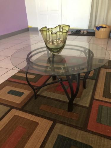 Mats/coffee Table