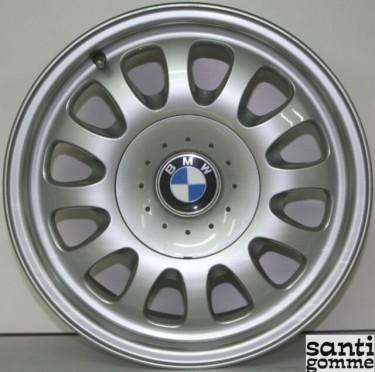 1 Set BMW 5 Series E39 15 Rims (Original) W/Tires