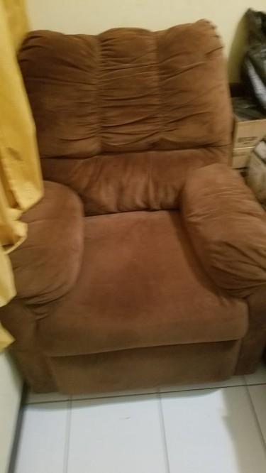 Push Out Single Sofa