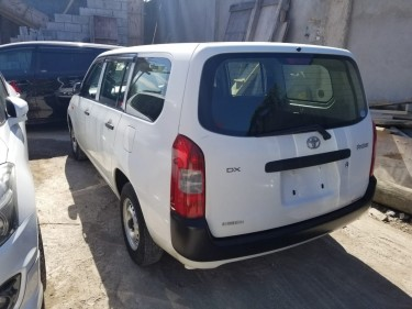 2014 Toyota Probox (New Import)