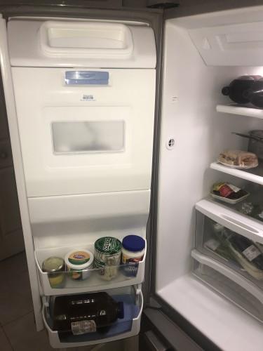 Whirlpool French Door Refrigerator Stainless Steel