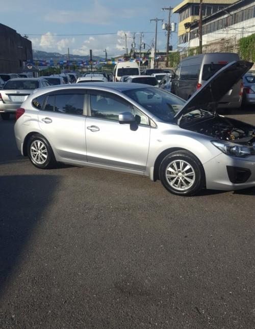 2014 Subaru G4 Cars 23 Hagley Park Road - Genesis Motors