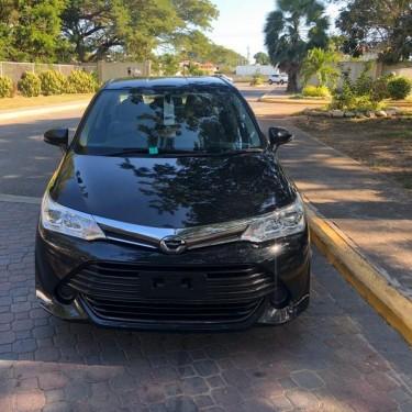 2016 Toyota Axio Cars Portmore