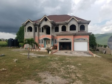 1/4 Acre Land With House For Sale