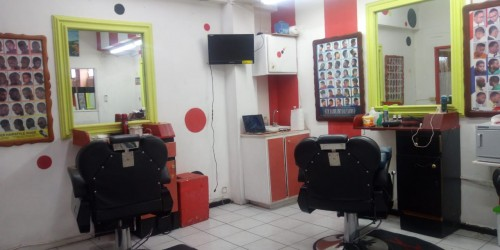 Babershop Booth For Rent