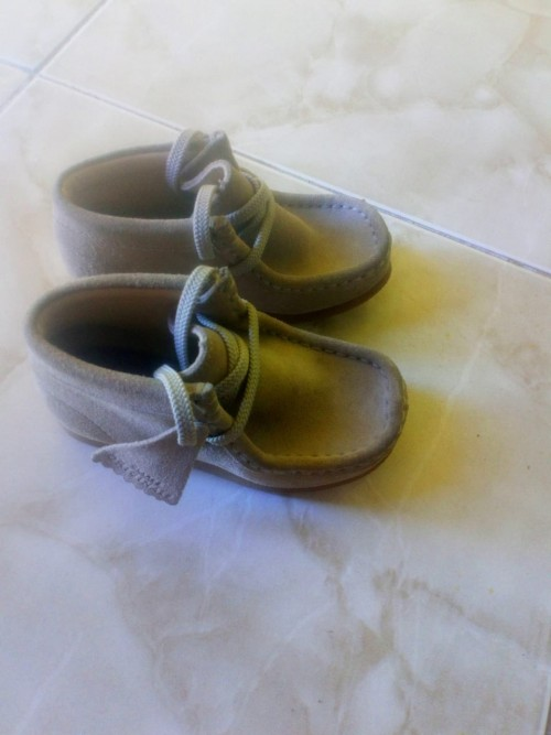 Shoes Baby Size 8 Clarks