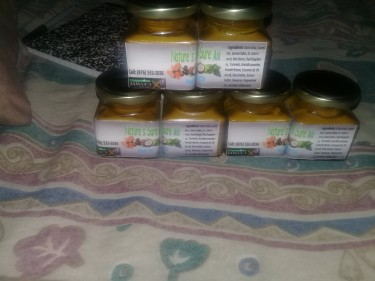 Natural Herbal Healthy Hair And Skin Products