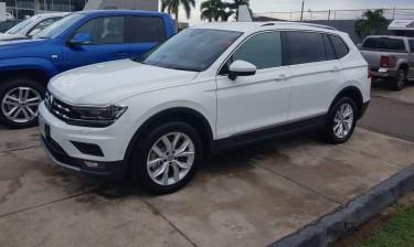 2018 VW Tiguan 2.0 TSI 4 Motion  Vans & SUVs Kingston
