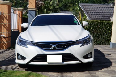 2014 Toyota Mark X For Rent Cars Constant Spring
