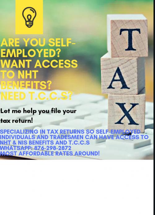 Tax Returns Filing