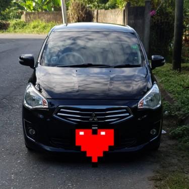 2017 Mitsubishi Attrage Cars St. Andrew