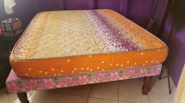 Queen Bed Furniture Portmore