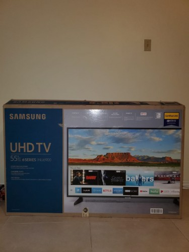 Samsung 55 Inch Smart 4k Tv