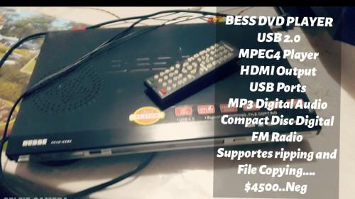BESS DVD PLAYER