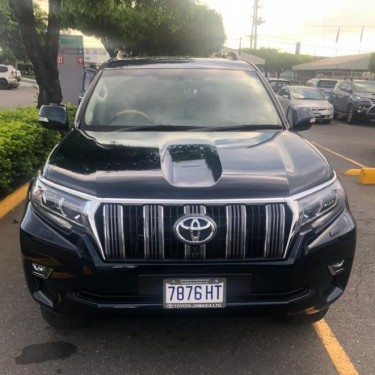 2018 Toyota Land Cruiser Prado VXL Cars Kingston