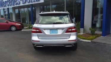2012 Gle 2500CC Diesel Mercedes Benz SUV Cars Kingston