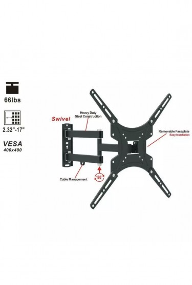 Supreme Cable Full Motion TV Wall Mount
