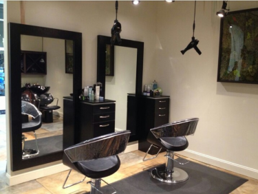 4 Hair Booth 1 Nail Tech Booth & 1 Makeup Booth
