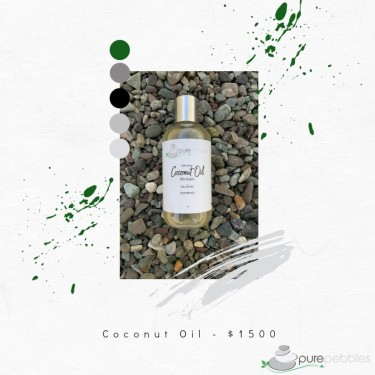 Cold Pressed Extra Virgin Coconut Oil  Hair Products Kingston & St Catherine