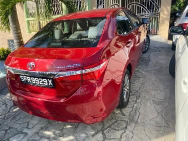 2015 Toyota Corolla Altis Cars Kingston