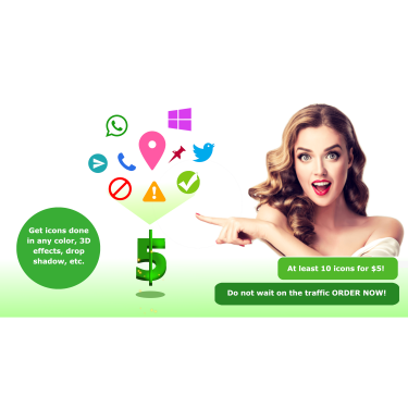 Cheap Icon Packages For Your Graphic Designs