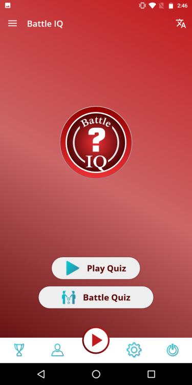 Download Battle IQ App Now!