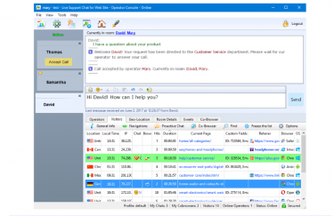 I Will Place Live Chat Software On Your Website.