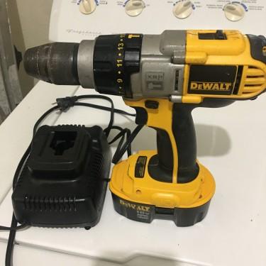 Dewalt Cordless Hammer Drill