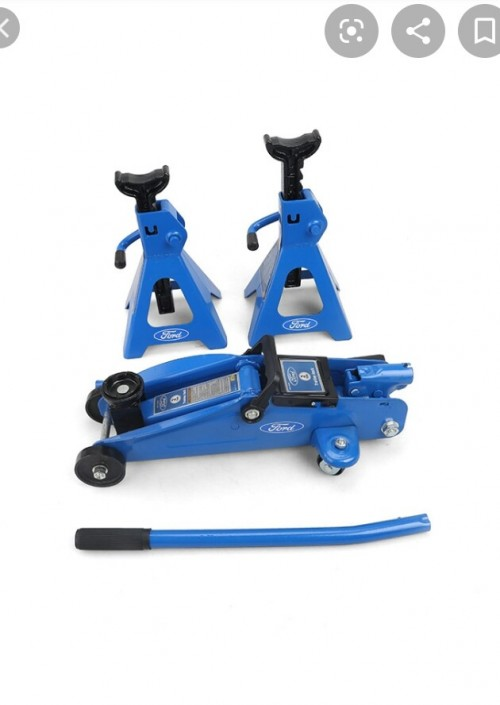 2 Ton Hydraulic Jack Set
