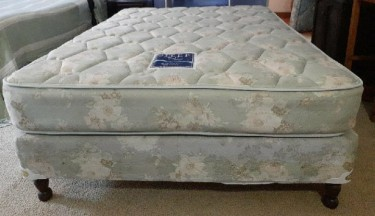 Migration Sale: Sleep On It Back Support D/BED