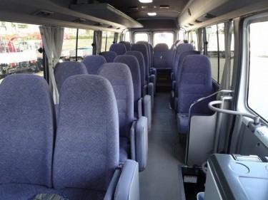 TOYOTA COASTER 2014 ( 29 Seats )