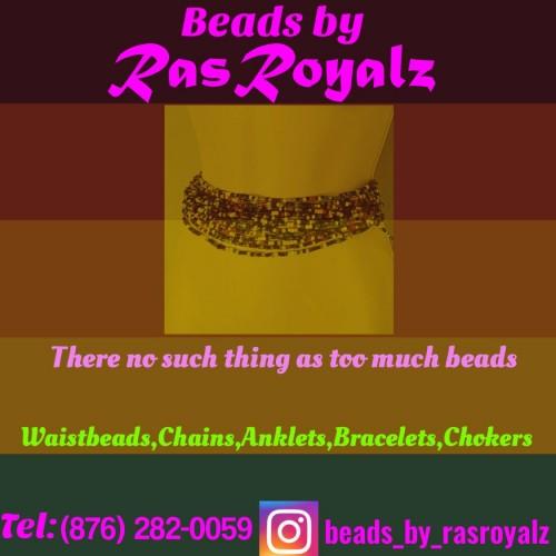 Anklets, Chains, Bracelets & Waistbeads