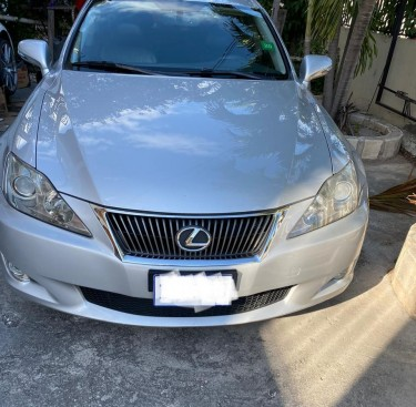 2010 Lexus IS250 (Silver) Cars Kingston